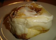 Cinnamon Rolls made with Rhodes Frozen Bread Dough