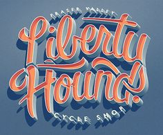 Liberty Hound Cycle Shop by Sean Farris