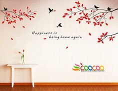 Wall Decal wall Stickers Tree Wall Decals Wall by coocoodecal, $22.95