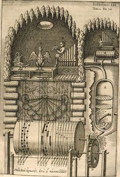 Athanasius Kircher - Musurgia Universalis Sive Ars Magna Consoni Et Dissoni, ca.1650