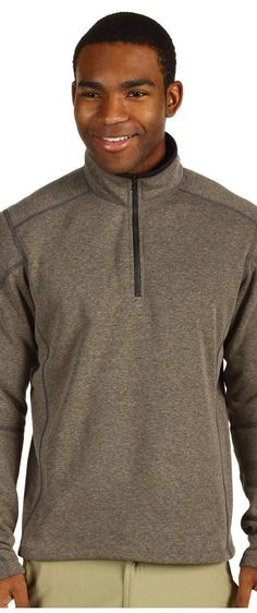 KUHL Revel 1/4 Zip (Oatmeal) Men's Sweater - KUHL, Revel 1/4 Zip, 3007-OT, Apparel Top Sweater, Sweater, Top, Apparel, Clothes Clothing, Gift - Outfit Ideas And Street Style 2017