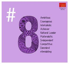 Over it the wait for all the number 8s. Do you also agree with our prediction for those born on 8th, 17th or 26th? Yes or Totally  #Wwear #Fashion #style #Wforwoman #Numerology #Ethnic #Kurta #Contemporary #Fusion #Clothing #SS15