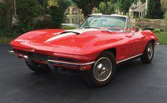 1967 Chevrolet Corvette 427/400 Roadster