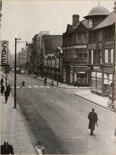 High Street 1956