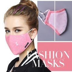 Korean Style Mask On The Mouth Anti dust mouth mask – Beauty Hives – face mask Diy Mask, Diy Face Mask, Kpop Face Mask, Face Masks, Mouth Mask Design, Maybelline Concealer, Mouth Mask Fashion, Female Mask, Free Sewing