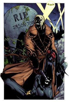 batman hush | Batman Hush by RecklessHero on deviantART