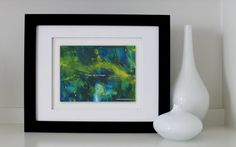 Items similar to Abstract art print in green, blue and yellow - abstract painting - artist Tracey Lee Everington (Tracey Lee Art Designs) on Etsy Original Artwork, Original Paintings, Australian Artists, Art Designs, Digital Prints, Art Prints, The Originals, Abstract, Unique Jewelry