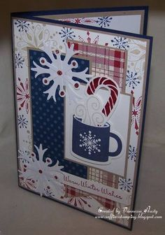 CC400 Retro Scentsational Season by saffivort - Cards and Paper Crafts at Splitcoaststampers
