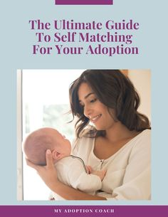 Self matching your adoption is often an overlooked option when it comes to adopting a newborn, but it can save you tremendous amounts of money. If not planned appropriately though it can cost you years of time and countless broken hearts. This article will give you the step-by-step process to finding a birth mother or an expectant mother faster by self matching your adoption. Private Adoption, Open Adoption, Foster Care Adoption, Adoption Quotes, Adoption Gifts, Adoption Stories, Newborn Adoption, Adoption Shower, Adoption Agencies