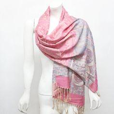 Light Pink Pashmina