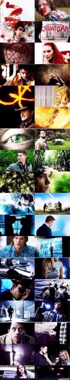 supernatural aesthetic - Google Search