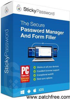 Sticky Password Premium 8.0.9.45 Crack & Keygen - http://patchfree.com/sticky-password-8-keygen/