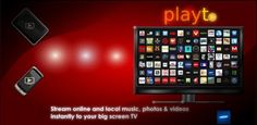 PlayTo: App para reproducir contenido desde Android y enviarlo hacia el Apple TV y miles de dispositivos más DLNA compatibles.