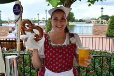 The six best snacks in Epcot's World Showcase.