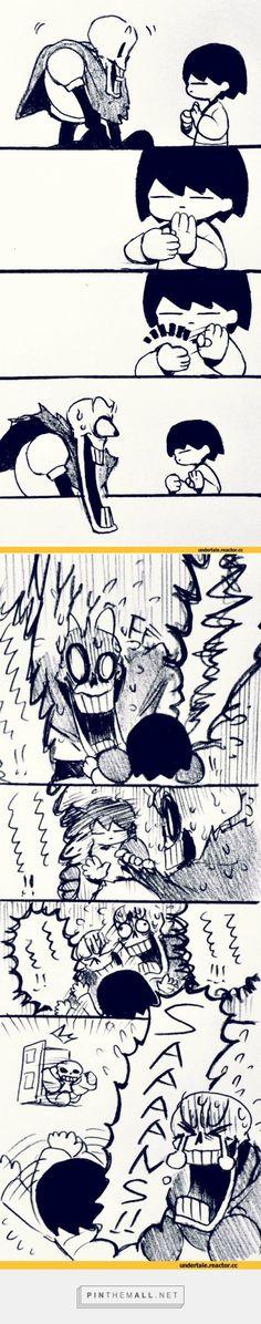 Frisk :: Sans :: Undertale персонажи :: Undertale :: Undertale комикс :: Papyrus…