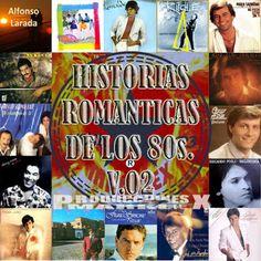 MARKLEX MP3: HISTORIAS ROMANTICAS DE LOS 80s. V.02