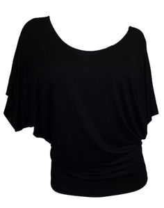 eVogues Plus Size Dolman Sleeve Top Black - 1X eVogues Apparel,http://www.amazon.com/dp/B00F35FJ3U/ref=cm_sw_r_pi_dp_vkWftb0BYRF110JJ