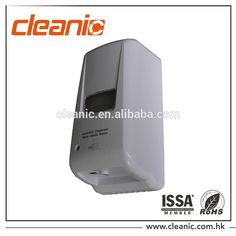 ABS white Touchless sensor 1L Automatic commercial Liquid Soap Dispenser
