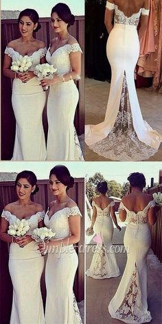 Bridesmaid dresses. Select a most suitable bridesmaid dress for your wedding. You must consider the dresses which would flatter your bridesmaids, at the same time, match your wedding style.