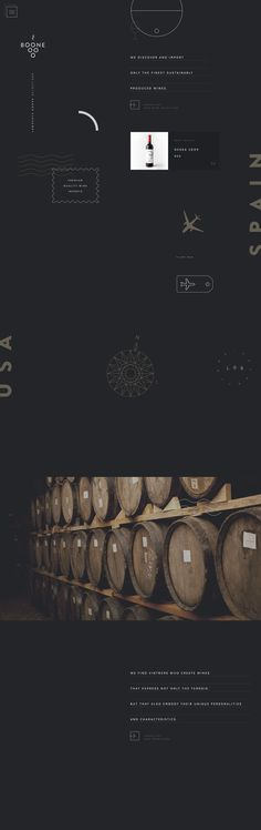 http://booneselections.com/ - RWD, parallax