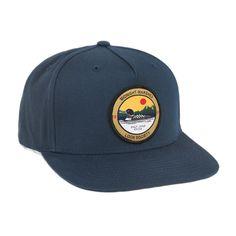 Loon Society Snapback Hat