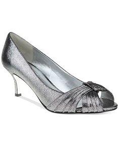 Nina Clique Evening Pumps - Evening & Bridal - Shoes - Macy's