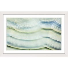 Marmont Hill 'Layers in Motion' Framed Art Print