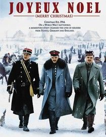 As the French, Scottish and German soldiers prepare to open their presents on Christmas Eve, 1914, a momentous event occurs that changes the destinies of four people: an Anglican priest, a French lieutenant, a world-class tenor and his soprano girlfriend. Diane Kruger, Benno Furmann, Guillaume Canet, Gary Lewis, Dany Boon and Daniel Bruhl co-star in this heartwarming World War I-era tale inspired by a true story.