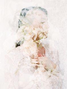 Blush and Dusty Blue Bridal Inspiration in Rosemary Beach - Bajan Wed Fine Art Wedding Photography, Artistic Photography, Creative Photography, Bridal Poses, Bridal Portraits, Blue Bridal, Bridal Style, Rosemary Beach Florida, Double Exposure