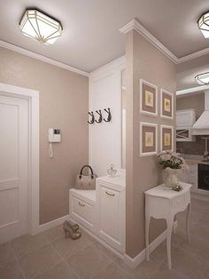 Create a beautiful entrance in your home with 42 entryway decor ideas Entryway Decor Ideas beautiful Create decor dreamhou entrance Entryway Home ideas Interior Design Living Room, Living Room Designs, Living Room Decor, Hallway Decorating, Entryway Decor, Flur Design, Hallway Designs, Diy Home Decor, House Design
