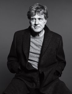 "Robert Redford. From TIME's ""100 Most Influential People in the World."" May 5 / May 12, 2014 issue."