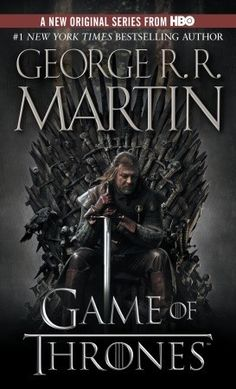 Game of Thrones by George R. R. Martin- currently on book 5