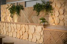 Natural feel wooden bar Wooden Bar, Sd, Natural, Plants, Plant, Nature, Planets, Au Natural