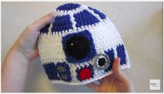 Calling All Star Wars Fans! We're Loving This R2-D2 Hat!
