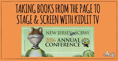 This June, attendees of New Jersey's Society of Children's Books Writers and Illustrators (NJ-SCBWI's) annual conference are in for a treat –...  Read more »