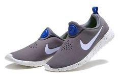 quality design 15eec a22bb Buy Nike Roshe Run Slip On Mens Suede Promo Cement Grey White Royal Blue  Shoes from Reliable Nike Roshe Run Slip On Mens Suede Promo Cement Grey  White Royal ...