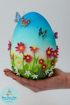 50 Shades of Easter Collaboration - Cake by Sylwia Sobiegraj ( Have some cake by Sylwia Sobiegraj)
