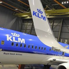 A 737 in our maintenance facility #KLM #boeing737 #maintenance Hotels-live.com via https://www.instagram.com/p/BF0rhgGkP7X/ #Flickr