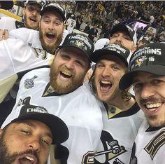 Geno's Stanley Cup selfie #PittsburghPenguins #StanleyCup