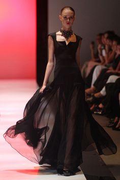 Audi Fashion Festival: Zac Posen Pre-Fall 2012 & Fall/Winter 2012