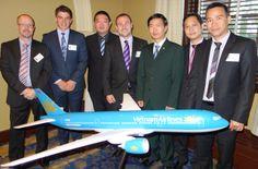 Vietnam Airlines' Festive Gathering