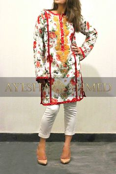 Simple Pakistani Dresses, Pakistani Fashion Casual, Pakistani Dress Design, Stylish Dresses For Girls, Stylish Dress Designs, Stylish Outfits, Casual Dresses, Designer Party Wear Dresses, Kurti Designs Party Wear