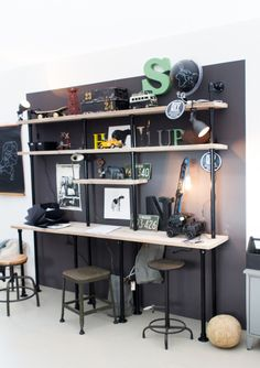 Nice craft room