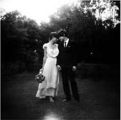 You can't beat classic black and white analog photos for your wedding day. These lovelies are shot by Ashley Garmon on her Holga camera. Wedding Ideas Board, Holga, Make Her Smile, Love Is Sweet, Perfect Man, Retro Fashion, Wedding Photos, Super Cute, Romance