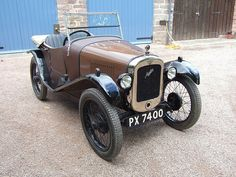Austin Seven Gordon England Cup Classic Cars British, British Sports Cars, Triumph Motorcycles, Cycle Kart, Ducati, Motocross, Mopar, Vintage Cars, Antique Cars