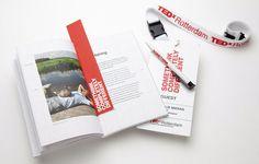 TEDxRotterdam by Pony Design Club , via Behance
