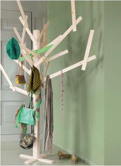 entree peinture Astral couleur gris galet vert d eau - Decoration maison. Toutes les idees pour la maison, couleur peinture, bricolage-deco-cool