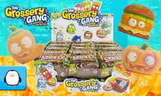 Grossery Gang Crusty Chocolate Bars 2 Pack Blind Bags Opening by Sparkle Spice.  Subscribe here to never miss a video: https://www.youtube.com/channel/UCsRW8ikkc-uISUXtNKBfFcw?sub_confirmation=1  - Watch my last video: https://www.youtube.com/watch?v=TXEWPIBQD_w  Grossery Gang Crusty Chocolate Bars are the 2 pack products and contain two grosseries. The bars come in light brown and dark brown. Moldy and sticky grosseries have been the hardest to find but at least one of each is guaranteed in…