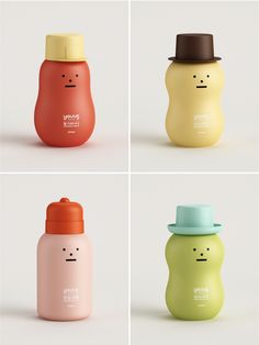 18 Ideas For Baby Products Packaging Bottle Kids Packaging, Fruit Packaging, Food Packaging Design, Beverage Packaging, Bottle Packaging, Pretty Packaging, Brand Packaging, Coffee Packaging, Baby Bottles