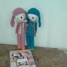colette.poupoune:: Framboise d'après le livre tendre crochet en vente rue de la manutention à palais belle ile